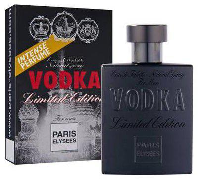 Paris Elysees Vodka Limited Edition Eau de Toilette For Men 100 ml