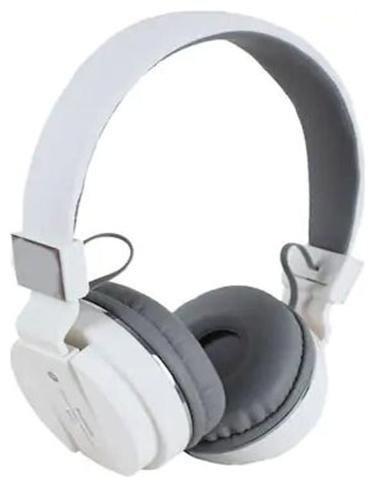 RAKRISH SHRKTS Over-Ear Bluetooth Headset ( White )