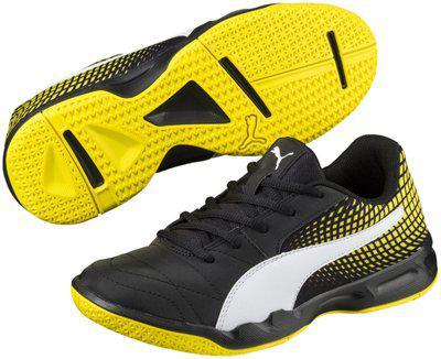 Puma Black Unisex Kids Sport shoes