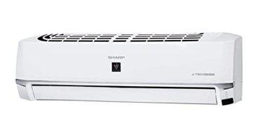 Sharp 0.75 Ton 4 star bee rating Inverter Split ac , AH-XP9VMT , White )