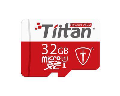 Tiitan 32 GB UHS-I MicroSD Memory Card ( Pack of 1 )