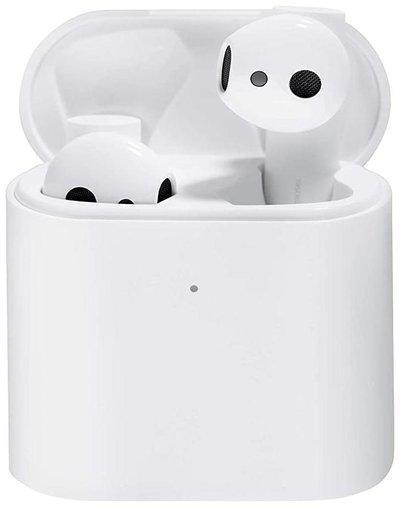 Mi TWSEJ02JY True Wireless Bluetooth Headset ( White )