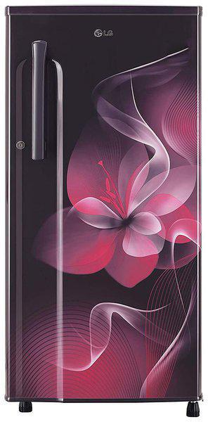LG 188 L 3 star Direct cool Refrigerator - GL-B191KPDX , Purple dazzle