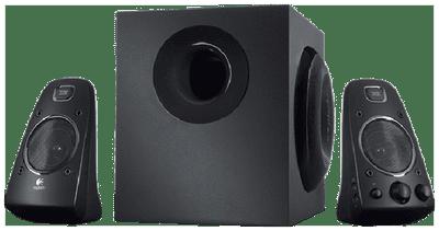 Logitech Z623 2.1 Wired Speaker ( Black )