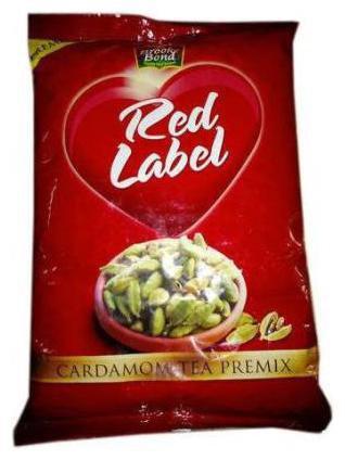 Red Label Cardamom Tea Premix, 1 kg