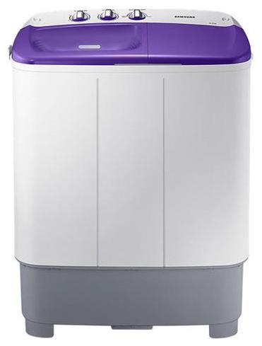 Samsung 6.2 Kg Semi automatic top load Washing machine - WT62H2210HV , Light grey