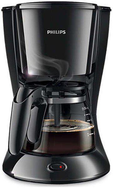 Philips HD-7431/20 4 Cups Espresso Maker (Black)