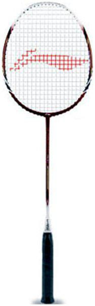 Li Ning G Force Power 1500-1600 Unstrung Badminton Racquet-Multicolor (Grip Size-G2)