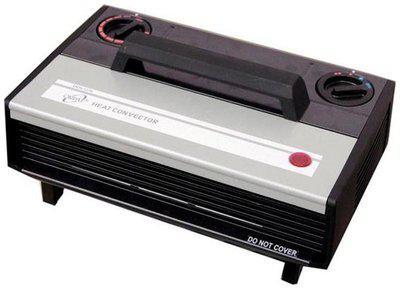 Orpat OCH-1270 Fan Room Heater (White & Black)