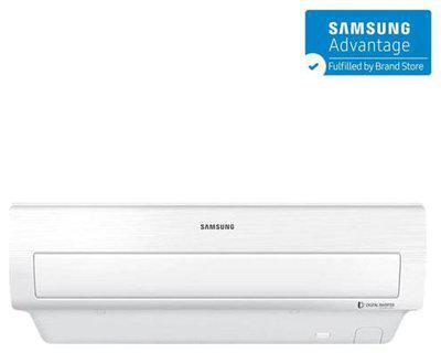 Samsung 1 Ton Inverter Split ac , AR12JV5NBWKNNA , White )