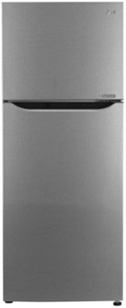 LG 255 L 4 star Frost free Refrigerator - GL-Q282STNL , Titanium