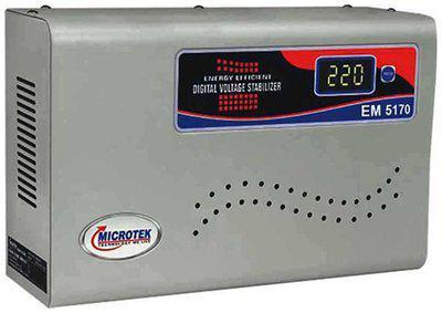 Microtek EM4170 plus Voltage Stabilizer For Air conditioner