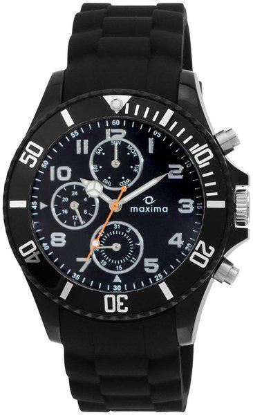 Maxima Hybrid Collection 31281Ppgn Men Chronograph Watch