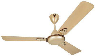 Usha Bellissa 1200 mm Ceiling Fan - Bright Gold