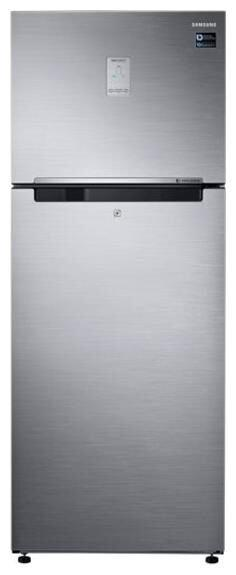 Samsung 476 Ltr 3 Star Twin Cooling Refrigerator - RT49K6758S9 , Blue
