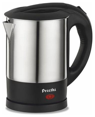 Preethi EK707 1 L Black Electric Kettle ( 1350 W )