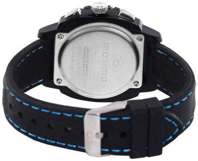 Maxima Hybrid Collection 30770Ppgn Men Chronograph Watch