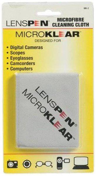 Lenspen MK-2-G Microklear Cloth Lens Cleaner (White)