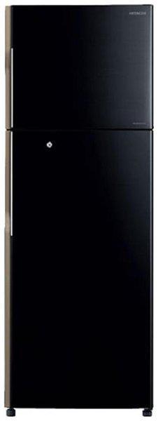 Hitachi 253 L 3 star Frost free Refrigerator - R-H270PND4K-PBK , Shiny steel