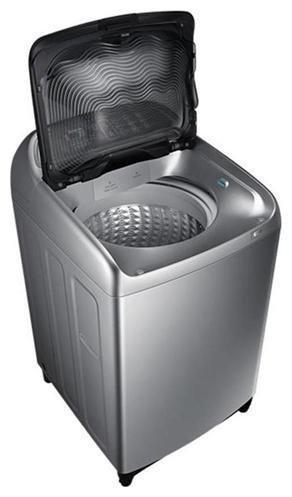 Samsung 9 Kg Fully automatic top load Washing machine - WA90J5730SS , Silver