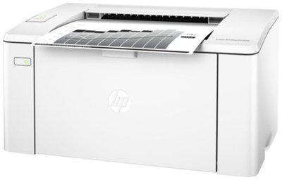 HP M104a Single-function Laser Printer
