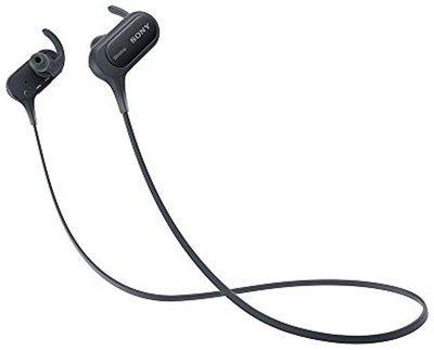 Sony MDR-XB50BS/LZE In-ear Bluetooth Headsets ( Black )