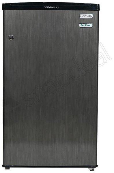 Videocon 80 L 1 star Direct cool Refrigerator - VC091PSH-FDW , Grey