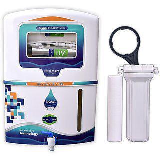 Aqua Ultra A300 Ro plus uv plus uf plus mineral plus tds Controller Water Purifier