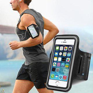Futaba Sports Arm Band For Iphone 6 - Black