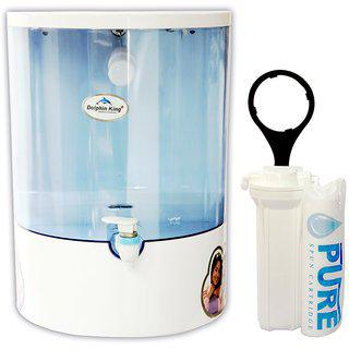 Aquaultra A1011 Dolphin Multystage Ro Mi Water Purifier