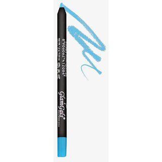 Glamgals Glide-on Eye Pencil Blue 1.2g