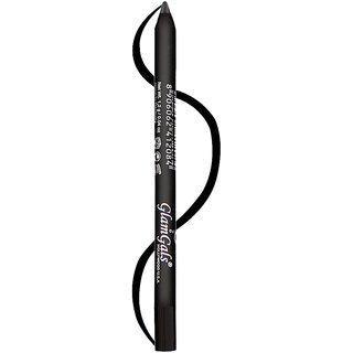 Glamgals Glide-on Eye Pencil Black 1.2g