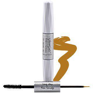 Glamgals 2 In 1-black Mascara plus Gold Liner 10 Ml