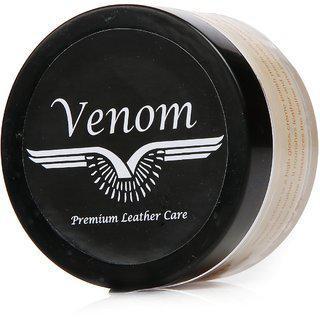 Venom Natural All Colour Leather Shoe Cream