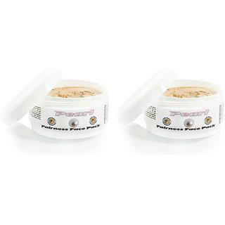 Adidev Herbals Pearl Instant Glow Face Pack (pack Of 2)