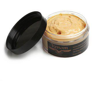 Venom High Gloss Leather Shoe Cream(light Brown)