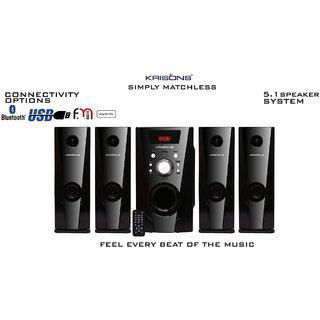 Krisons Jumbo 4.1 Bluetooth Multimedia Home Theater System