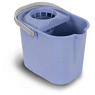 Blue Rectang Bucket Squeezer Pigeon