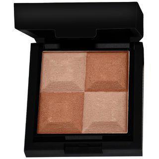 Glamgals Hd Powder Foundation Brown Skin 8 G