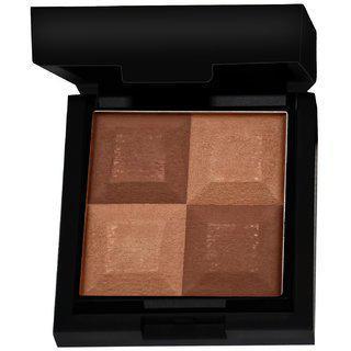 Glamgals Hd Powder Foundation Caramel Skin 8 G