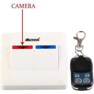 M Mhb Video/audio Recording Socket Switch Spy Camera (supports Upto 32gb Sd Card)while Recording No Light Flashes.