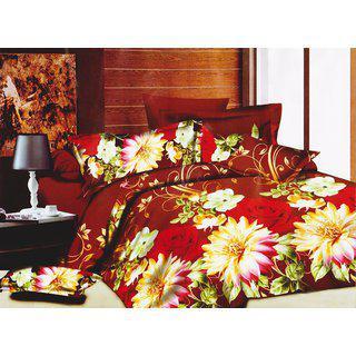 Designer 3d Bedsheet A3
