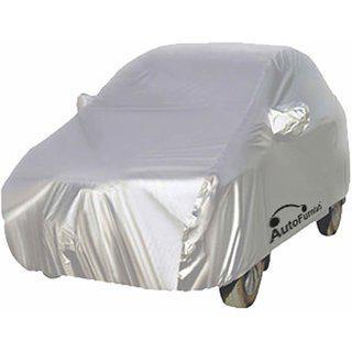 Silver Car Body Cover For Tata Indica - Premium Silver