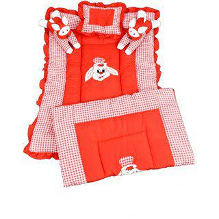 Comfortable Baby Bedding Set Red Maple Krafts