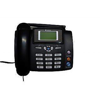 2208 Landline Phone By Uvaa Working With Cdma Sim Tata