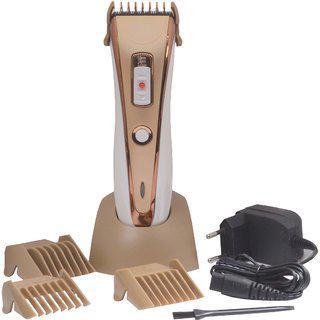 Cordless Electric Rechargeable Beard Mustache Hair Clipper Trimmer For Men Women 113
