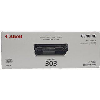 Canon 303 O Riginal Black Toner Cartridge