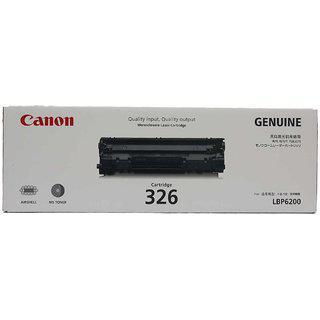 Canon 326 Original Black Toner Cartridge