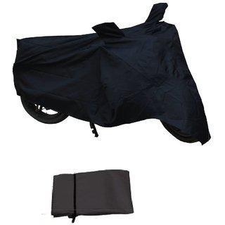 Premium Quality Bike Body Cover Dustproof For Tvs Apache Rtr 160 - Black Colour
