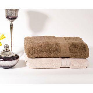 The Bath Boutique Dry Bath Towel - Set Of 2